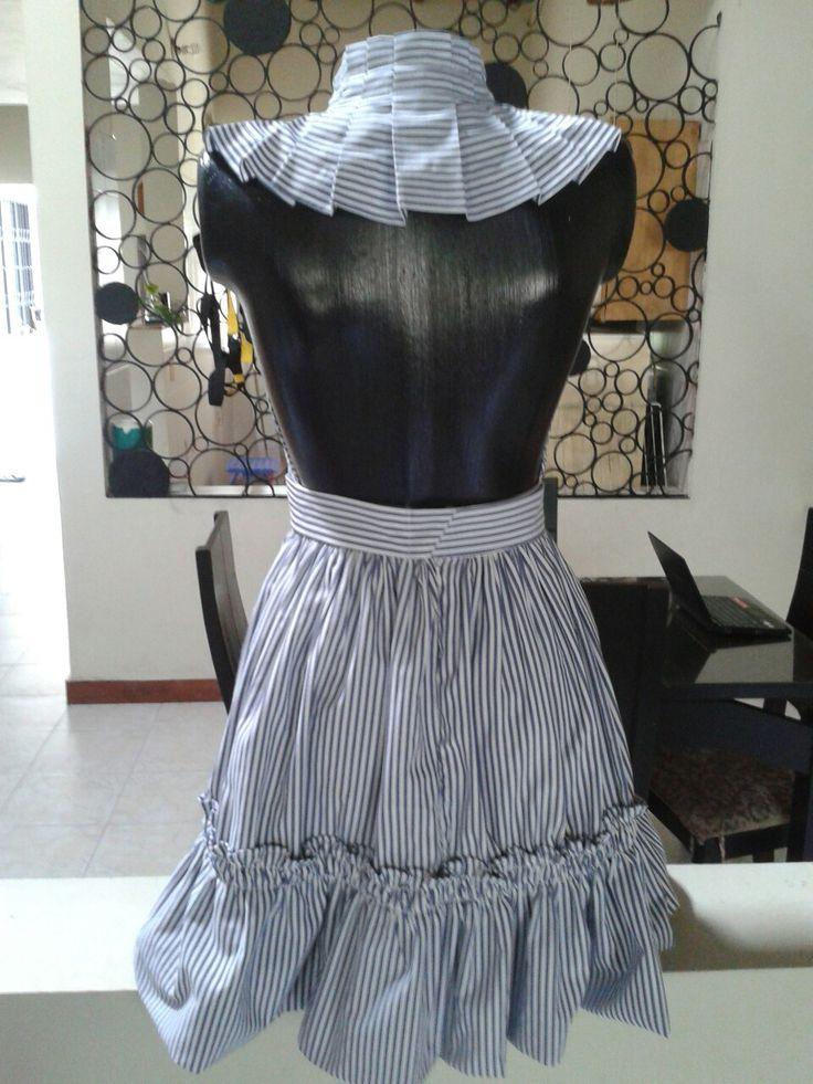 Confecciones Bianey Torres Vestido verano