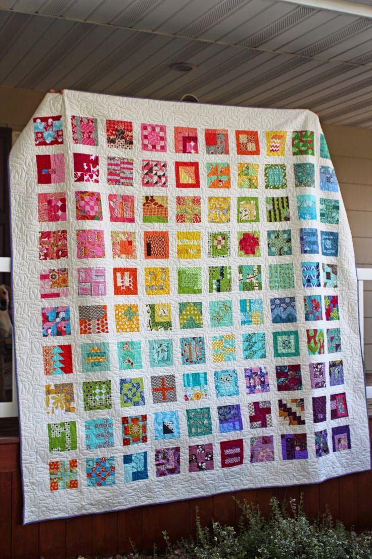 Girls in the Garden: Tula Pink - City Sampler: 100 Modern Quilt Blocks