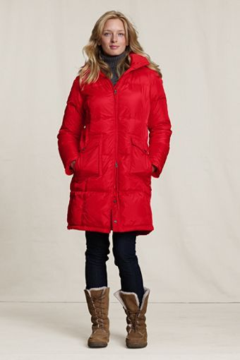 Lands End Canvas Puffer Coat: Spring Summer Style, Style 2015, Lands End, Canvas Puffer, Pa Bound