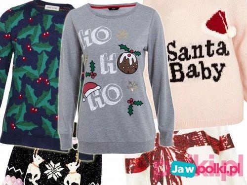 Świąteczny sweter - must have sezonu!