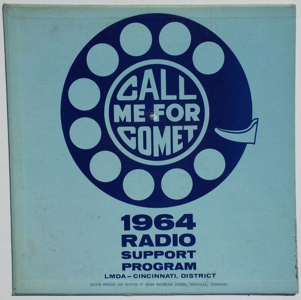 Lincoln Mercury Dealer Association - Ford Motor Company - Call Me For Comet 1964 Radio Support Program (Vinyl, LP) at Discogs