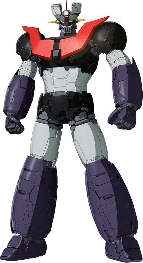 Mazinger http://www.mazinger-z.jp/robot.html
