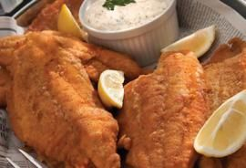Papa's Fried Catfish Recipe-Great fried fish recipe from Louisiana. Serve these warm with tartar sauce, or you favorite dipping sauce