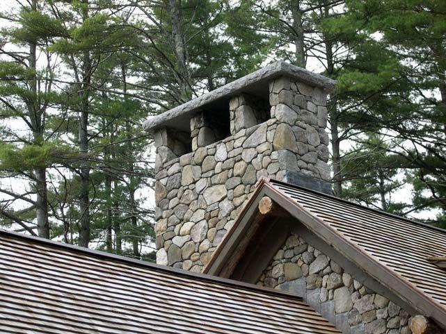 Stone Chimney Caps : Best images about chimney on pinterest santa barbara