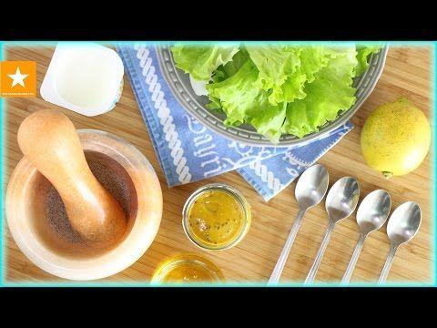 ★ ЗАПРАВКА ДЛЯ САЛАТА, которую я искала всю жизнь ★ Медово-горчичный соус от Мармеладной Лисицы ★ - YouTube