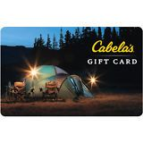 [$40 save 20%] $50 Cabela's Gift Card For Only $40! - FREE Mail Delivery #LavaHot http://www.lavahotdeals.com/us/cheap/50-cabelas-gift-card-40-free-mail-delivery/138156