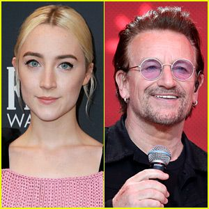 Saoirse Ronan to Host 'SNL' with U2 as Musical Guest!