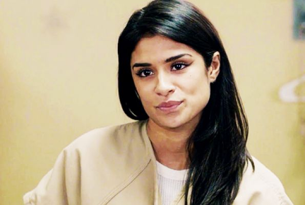 Diane Guerrero of 'Orange is the New Black' is on the Fro ...