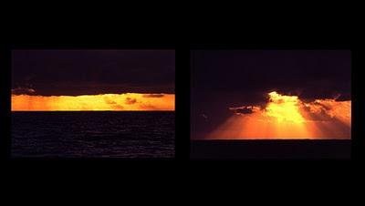 DESPINA THEODORIDOU-KRENTS  THE SUN IN THE ATLANTIC OCEAN