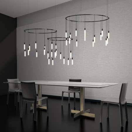 Suspenders® 24/32/40 Inch 3-Bar Offset Ring LED Lighting System