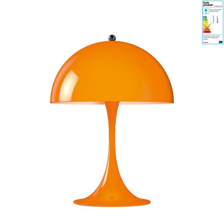 geniale ideen tischleuchte orange inspirierende bild und ffdeffbecdfee