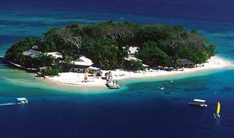hideaway island, vanuatu