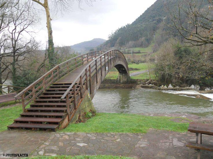 Ruta de Puente Viesgo - Ontaneda (Cantabria)