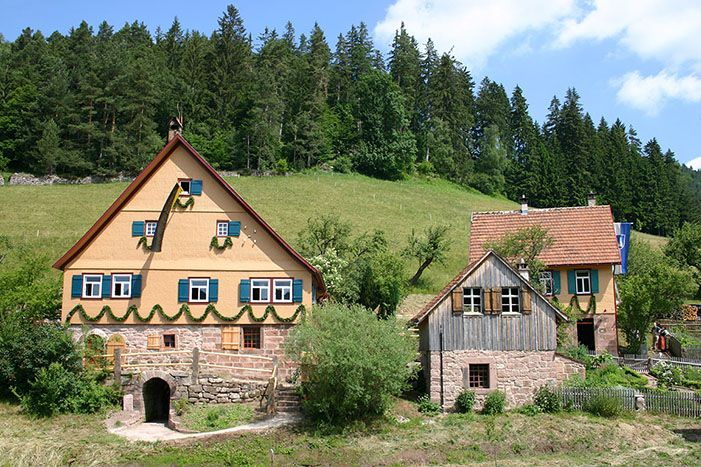 Relais & Chateaux Bareiss. Baiersbronn-Mitteltal (Baden-Württemberg), Germany.  #relaischateaux #germany