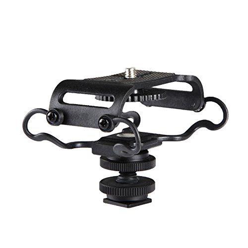 Goliton® Mikrofon Spinne Mikrofonspinne für Zoom H4n / H5... https://www.amazon.de/dp/B011DW93TC/ref=cm_sw_r_pi_dp_x_RnP5yb3G8XQ1M