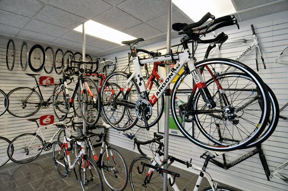 The best shops for custom and road bikes in Toronto