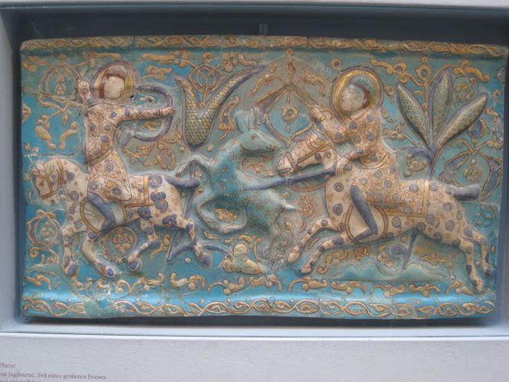 Photobucket   Иран. XIII в. Пергамон, Музей исламского искусства