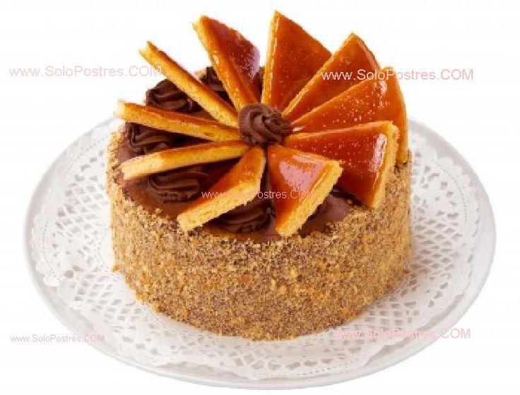 Torta Dobos. Dobosh Torte