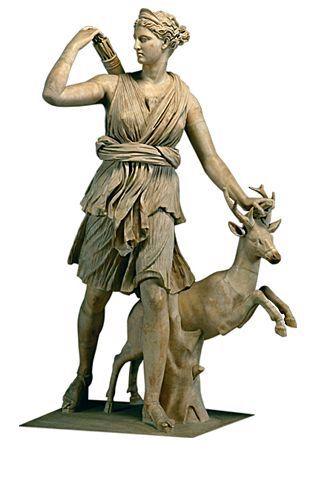 artemis greek goddess essay