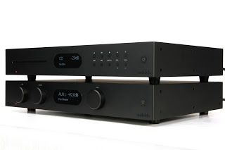 audio lifestyle: AUDIOLAB 8300A