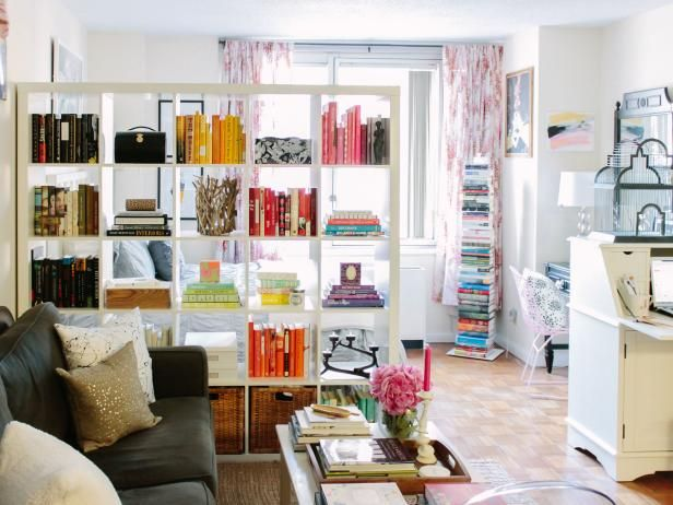 132 best Small Spaces images on Pinterest | Tiny spaces ...