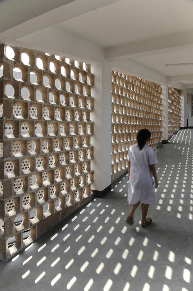 Galeria - Hospital Angdong / Rural Urban Framework - 13