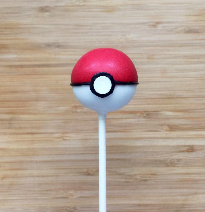 Pokemon Cake Pops: Follow This Easy Tutorial!