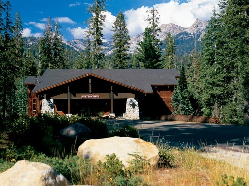 Wuksachi Lodge, Sequoia National Park. Visiting there Nov 1-3, 2013 with my sister Diane
