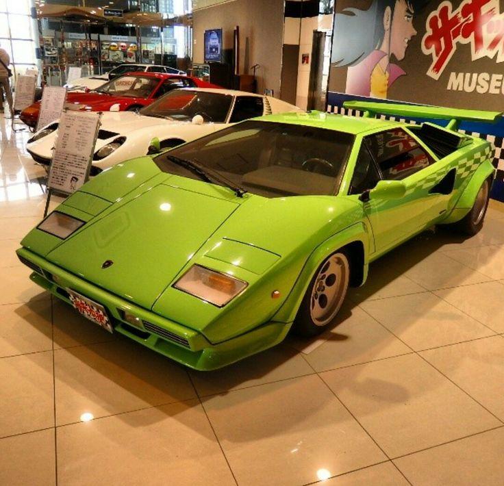 Countach Lambos Pinterest Lamborghini Toros Y