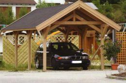 wood carport kits do it yourself