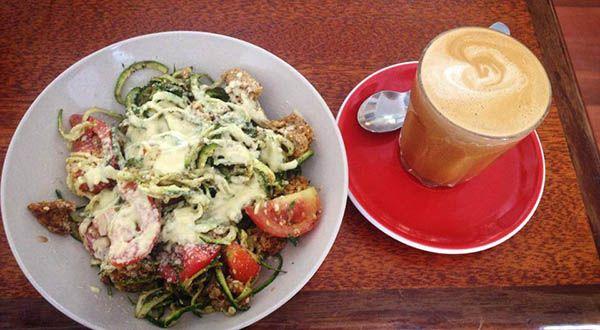 Sadhana Kitchen Organic & Raw Cafe Enmore