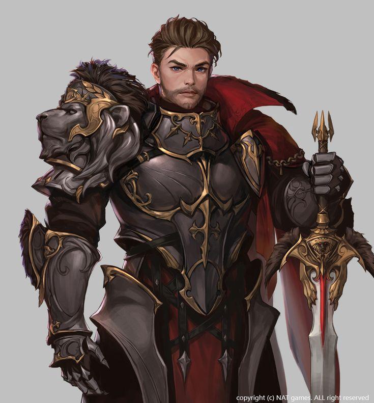 Chevalier Val'Haim Dence, Commandant en chef des armées de l'Ordre
