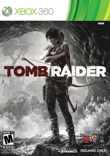 Hot New Release! Tomb Raider - After a brutal storm destroys the boat she was travelling on, a frightened young woman is left washed ashore on an unknown beach. On her own but not alone she has only one goal, to survive. Here begins the first adventu