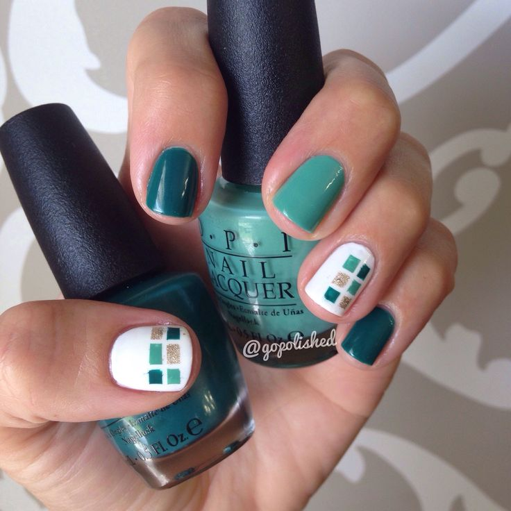 29 best go polished images on pinterest nail art ideas nail fun nail design inspired by laqueredbits used these nail polishes opi amazon prinsesfo Choice Image