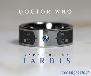 doctor who ring jewelry