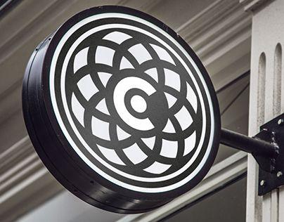 """Charm Wear"" logo design by graphic designer Sanem Tanman."