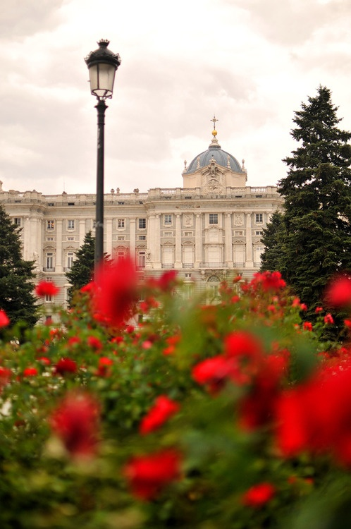 Palacio Real-Madrid (Spain)