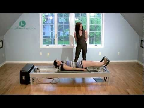 Pilates Beginner Reformer WORKOUT with Kathi Ross Nash - YouTube