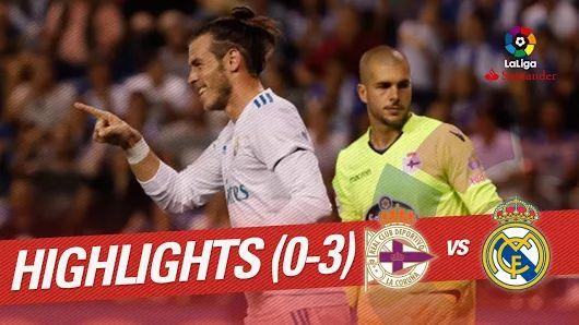 Popular on YouTube  United Kingdom August 21 2017 at 06:20AM Resumen de RC Deportivo vs Real Madrid... http://ift.tt/2vke4rK