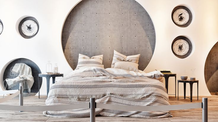 """Check out this @Behance project: """"Bedroom No.6"""" https://www.behance.net/gallery/38855427/Bedroom-No6"""
