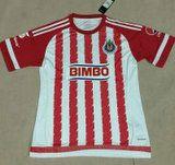 15-16 Chivas Guadalajara CD GUADALAJARA Home Cheap Replica Jersey [PF1505131137]