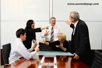 Conflict management - How to influence behaviours and avoid conflict