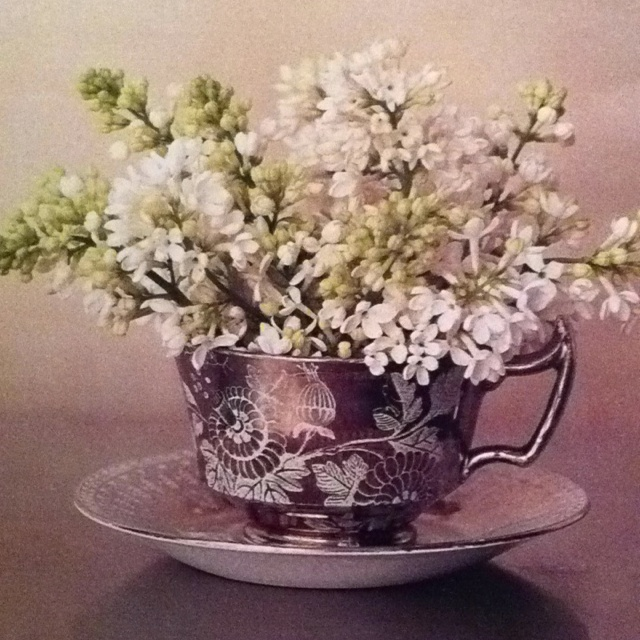 Amazing Floral Arrangements In Coffee Cups
