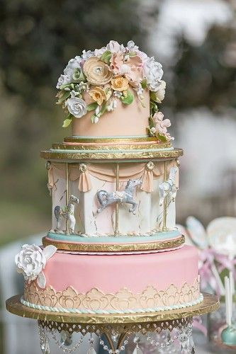 Amazing Wedding Cake Ideas To Make Day Delicious - Trend To Wear