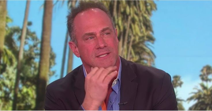 Goldie Hawn and Amy Schumer Helped Christopher Meloni Heal After His Mother's Death