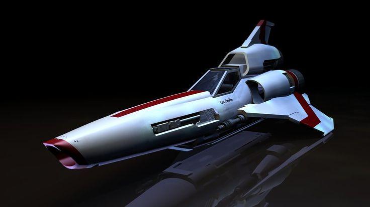Battlestar Galactica Online Viper Mk  Build