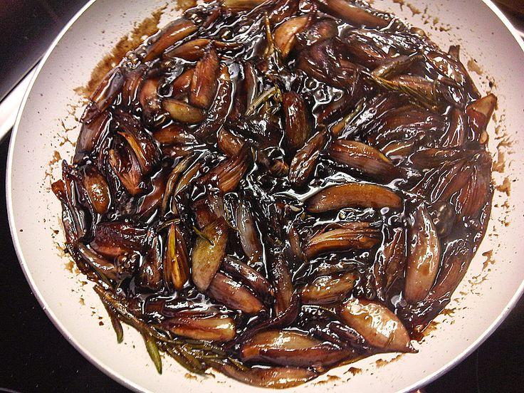 Rotweinzwiebeln, ein schönes Rezept aus der Kategorie Gemüse. Bewertungen: 22…