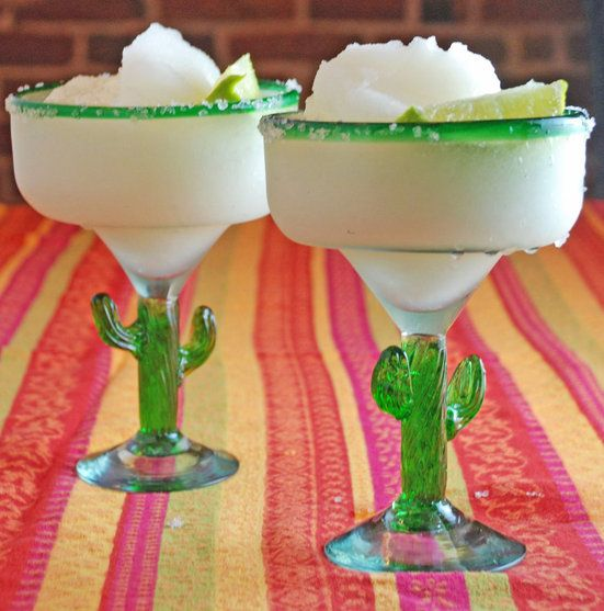 Recipe for Frozen Margaritas - From the start, this margarita proved addictive and led to shenanigans. It tasted so good going down, it was easy to overdo it