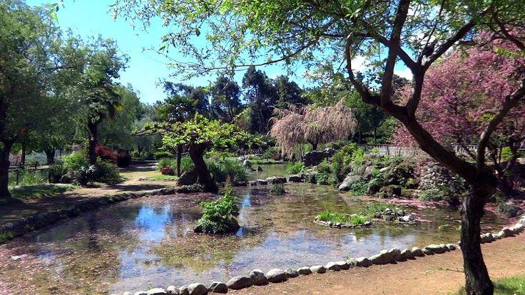 Το πάρκο της Νάουσας - Βόλτα #vlog