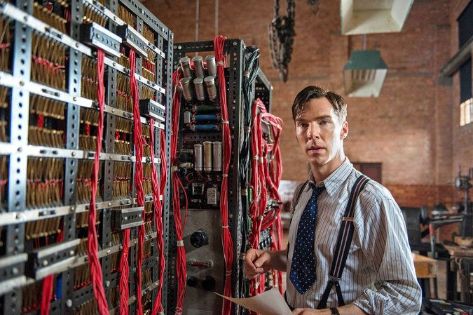 Movie - The Riddle Who Unlocked the Enigma 'The Imitation Game' Dramatizes the Story of Alan Turing - NYTimes.com